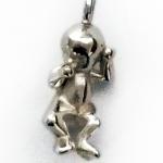 Anhänger Baby in Silber