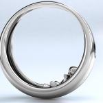 Amulett in Silber