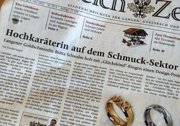 Leitartikel in der Dreieichzeitung